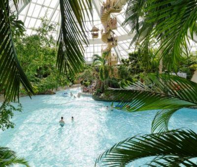 Vakantiewoningen huren in Lommel, België | Premium Bungalow voor 8 personen