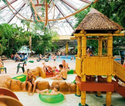 Vakantiehuis Hapert: Bungalow type 6B2 6-personen